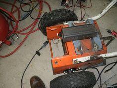 Dolly Caravan Mover, Trailer Dolly, Power Wheels, Garage Workshop, Welding, Crane, Projects, Log Projects, Soldering
