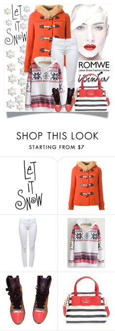"""RoMwE"" by deskaj ❤ liked on Polyvore featuring Guild Prime, J Brand, Y-3 and Kate Spade"
