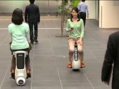You never have to use your pesky legs again. Just let your butt cheeks steer this amazing new mobility device especially designed for the chronically lazy :)