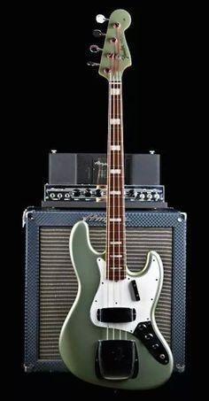 Fender & Ampeg