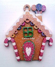 Limited Edition Gingerbread house - The Supermums Craft Fair