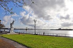 The Mississippi River Walk - New Orleans Photograph