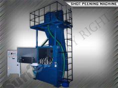 Shot Blasting Machine -