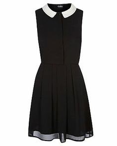 G21 Collar Dress