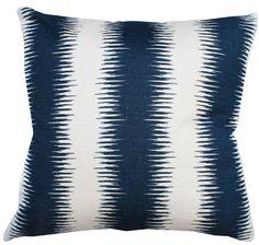 """NEW! Zia Birch, Navy 20""""x20"""" #pillow $41.95 each"""