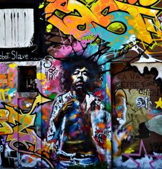 Hendrix's Graffiti