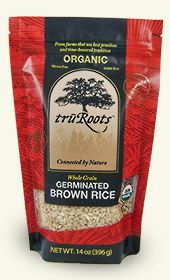HEALTHY FOODS : HEALTHY LIFESTYLE : HEALTHY BODY          Finally, the ancient wisdom of power grains and nutrient-activating sprouting tradition are available to you. In your kitchen. Every day.          truRoots introduces the first line of best-quality Organic sprouted and whole grains and beans in convenient packaged easy-to-use products. Choose from our collection to fit your personal taste and diet. Each one is gluten-free, vegetarian, vegan, and Organic, as well as delicious…