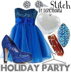 Disney Bound  Stitch  lilo and stitch