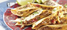 Mexican Food Recipes, Ethnic Recipes, Tex Mex, Bite Size, Quesadilla, Tapas, Bakery, Food And Drink, Cooking