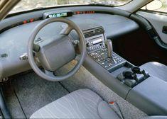 Inside  GM EV1