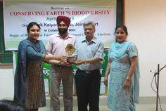 Biodiversity seminar at amritsar