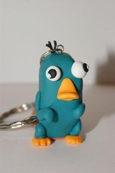 Perry el ornitorrinco ya en Fimiki