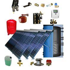 Bespaar energiekosten met zonneboilers en/of een cv houtkachel. Ook voor buffervaten en aanverwante onderdelen. Voor installateur of particulier.