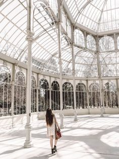 the crystal palace Madrid
