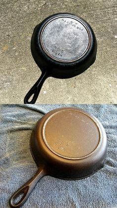 How to Recondition Cast iron Skillets to be LIke NEW. I Believe I Can Fry: Reconditioning & Re-Seasoning Cast Iron Cookware