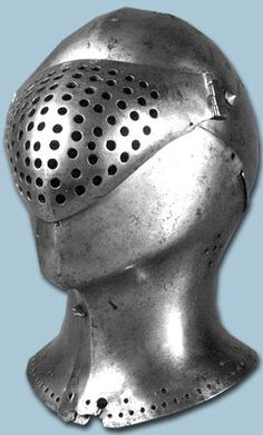 What do you call this sort of helmet? -- myArmoury.com