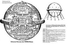 Perry Rhodan Schwerer Kreuzer der TERRA-Klasse