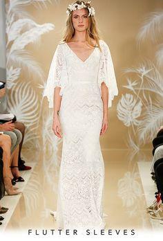 Fall 2017 Wedding Dress Trends | Brides