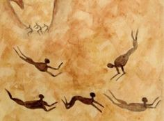 cave of the swimmers - Google Search