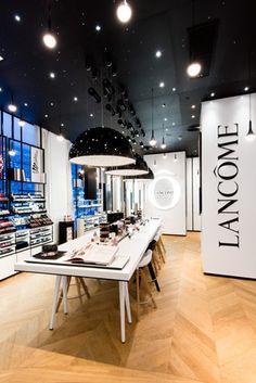 Lancôme inaugure un nouvel espace beauté au Printemps Haussmann - Actualité : Beauté (#575359)