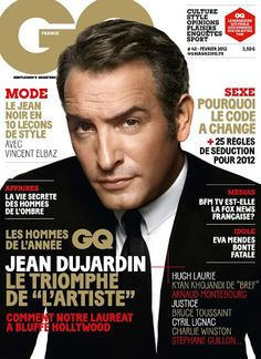 For Courtney....the first time we ever sold out of French GQ.
