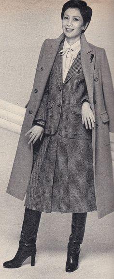 Vintage Fashion, Womens Fashion, Fashion Vintage, Women's Fashion, Woman Fashion, Fashion Women, Vintage Style, Ladies Fashion