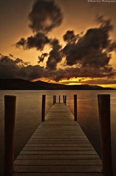 Derwent Jetty by .Brian Kerr Photography., via Flickr
