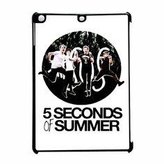 5 seconds of summer fanart 2 iPad Air Case