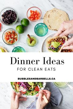 Eating clean doesn't have to be boring. Check out these 15 awesome recipes that will keep you satisfied! #lowcarbdinners #lowcarbmeals #dinnerideas #weightloss #healthymealideas #healthierlifestylechanges #howtobehealthier #weightlosshabits #rapidweightloss #dietingtips #eatinghabits #fittips #nutritiontipsandtricks #howtobefit #healthy #dinnerrecipes #easydinnerideas #quickrecipes #quickdinner #healthydinnerrecipesforweightlosscleaneating #cleaneating #cleaneats #dinner #lunch #highprotein Healthy Meal Prep, Healthy Snacks, Healthy Eating, Healthy Recipes, Quick Recipes, Whole Food Recipes, Dinner Recipes, Clean Eating For Beginners, Eating Habits
