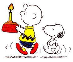 """Happy Birthday Snoopy!"", Charlie Brown"