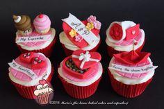 Valentine's Day - Valentine's Cupcakes