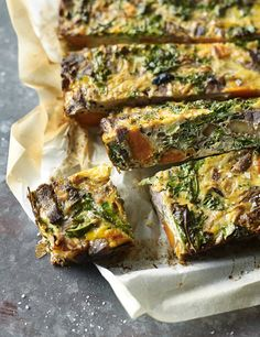 Bubble and Squeak Frittata