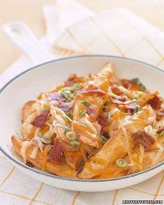 Patates en nachos