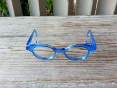 Cabbage Patch Kids Blue Eye Glasses by myrobynsnestboutique, $10.00