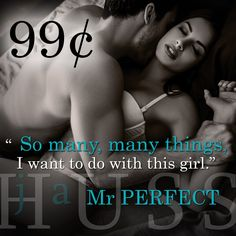 ❤️ MR PERFECT 99¢ SALE - ONE WEEK ONLY Amazon: http://amzn.to/1VFuAhk iTunes: http://apple.co/1NEA0kg