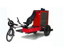 Trimobil Pic Vert Vélo Bell