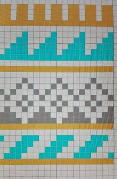 Knitting Charts, Knitting Patterns, Little Cotton Rabbits, Fair Isle Pattern, Tapestry Crochet, Mittens, Stitch Patterns, Fair Isles, Embroidery