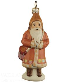 12th Day of Christmas from Vaillancourt Folk Art