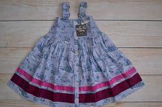 NWT MATILDA JANE BOARDWALK DRESS GIRLS SIZE 4 #MatildaJane #DressyEveryday