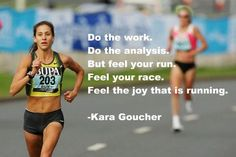 Feel the joy that is running.