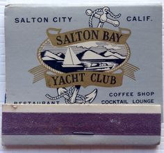Salton Bay Yacht Club #saltoncity #CA #frontstriker - To order your businesses'…