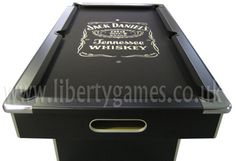 Jack Daniels Pool Table - Another Must Have for My House.
