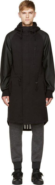 Y-3 - Black Hero Parka