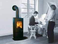 Scan stove (and Grande Piano :-))