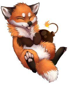 fox art - ค้นหาด้วย Google