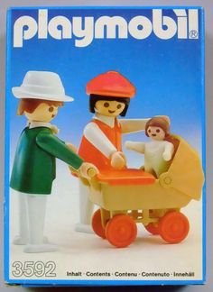 playmobil = best toys ever! I had this set long ago :p