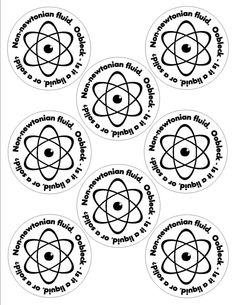 BIRTHDAY BLUEPRINT: Mad Scientist Party - TONS of printable labels