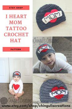 Kids Ocaps Tribal Eye Tattoo Beanie Cap Knit Hats Infant