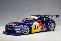 BMW Z4 Coupe Red Bull