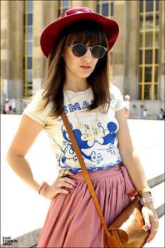 FashionHunt: Óculos Redondo